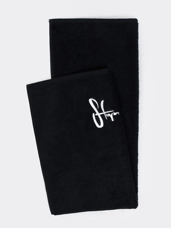 STOPROCENT TOWEL SMALLTAG18 BLACK