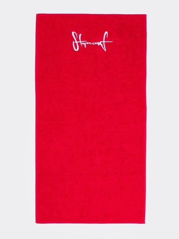 STOPROCENT TOWEL SMALLTAG18 RED