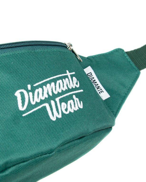 Saszetka Diamante Wear Diamante Small Logo Green