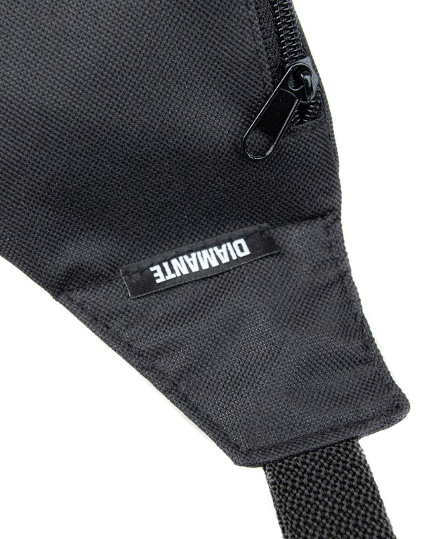Saszetka Diamante Wear Logo Camo Black