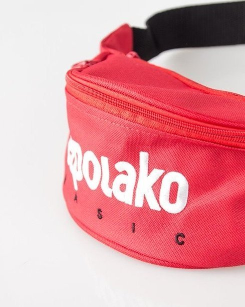Saszetka El Polako Basic Red