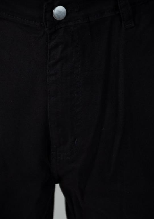 Spodenki Bor Chino Classic Borcrew Black