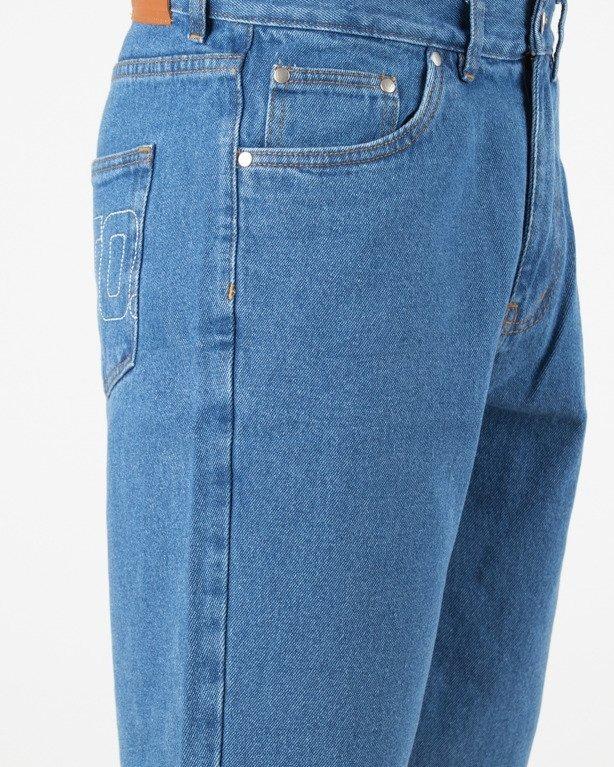 Spodenki Prosto Jeansowe Flavour Cut Blue