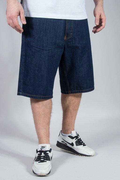 Spodenki SSG Jeansowe Regular Classic Dark