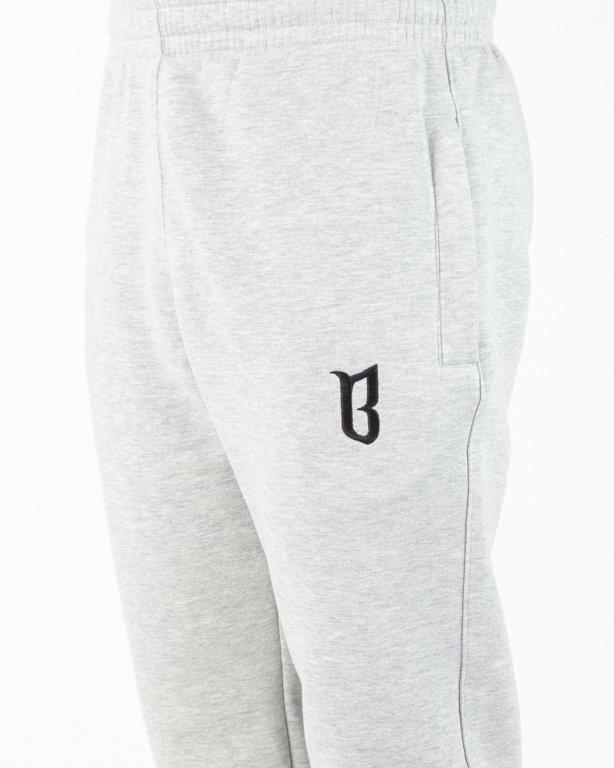Spodnie Bor Dresowe Classic Borcrew Melange