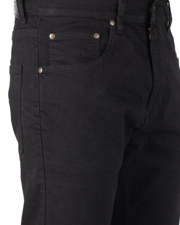 Spodnie Bor Jeansowe Classic Bor New Black