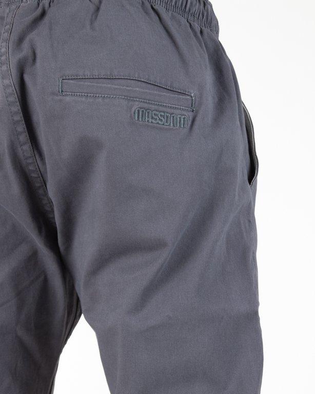Spodnie Chino Mass Jogger Classic Grey
