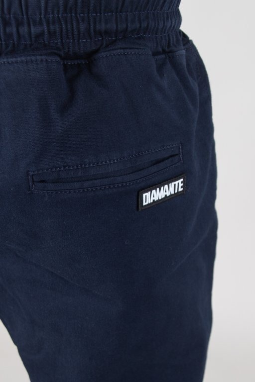 Spodnie Diamante Wear Chino Elegant Navy