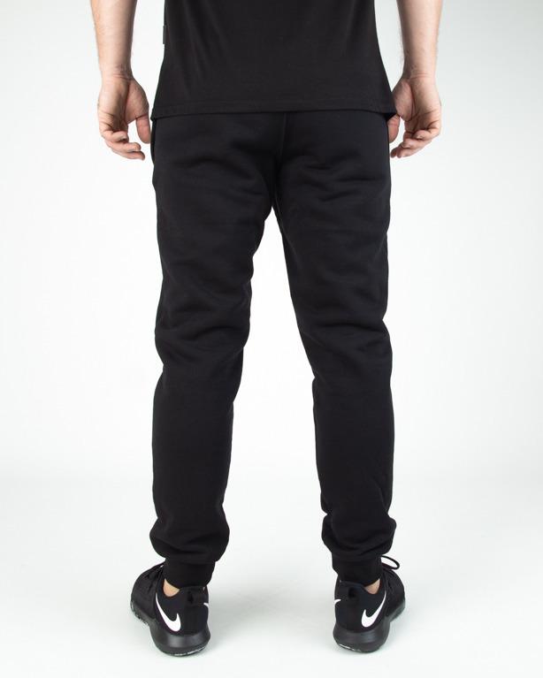 Spodnie Dresowe Illegal Klasyk Black
