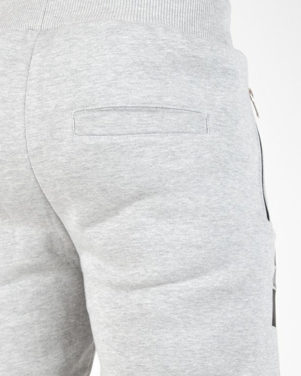 Spodnie El Polako Dresowe Regular New Box Melange