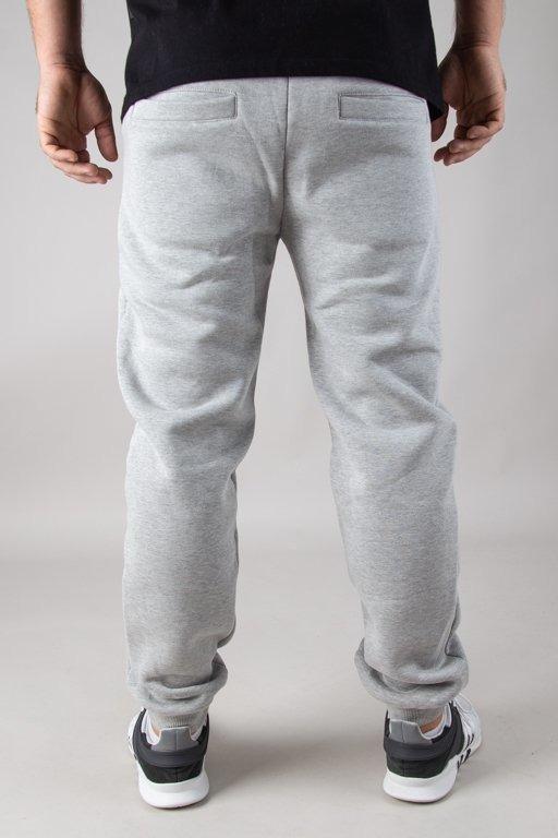 Spodnie El Polako Dresowe Regular Rainbow Grey