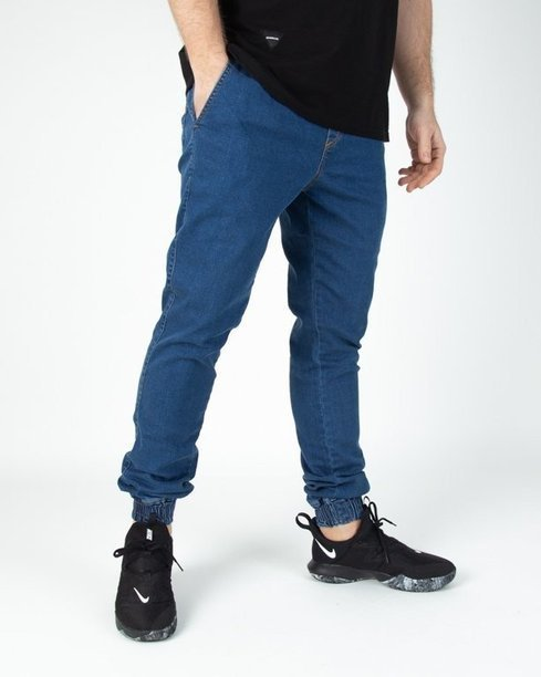 Spodnie Elade Jeansy Jogger New Medium