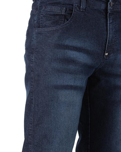 Spodnie Jeans Moro Blank Pocket Reular Mustache Wash Jeans