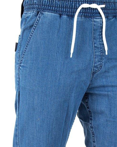 Spodnie Jeans Ssg Skinny Guma Light