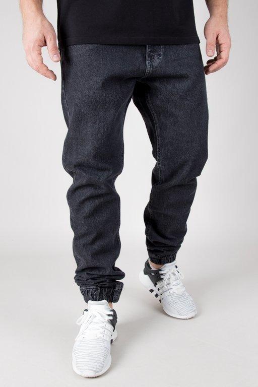 Spodnie Mass Jeansy Jogger Base Dark