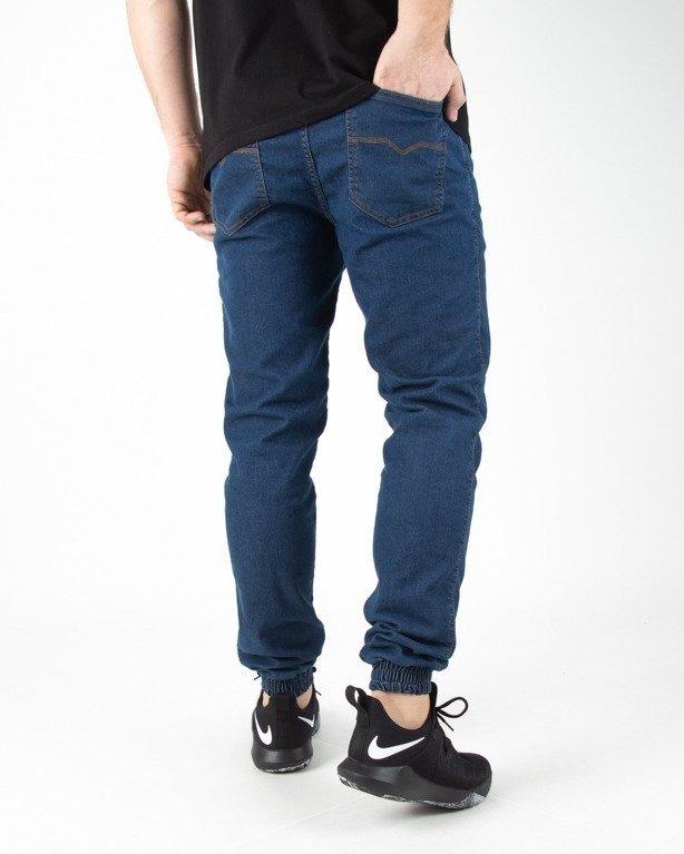 Spodnie Moro Jeansy Joggery Form Pocket Medium