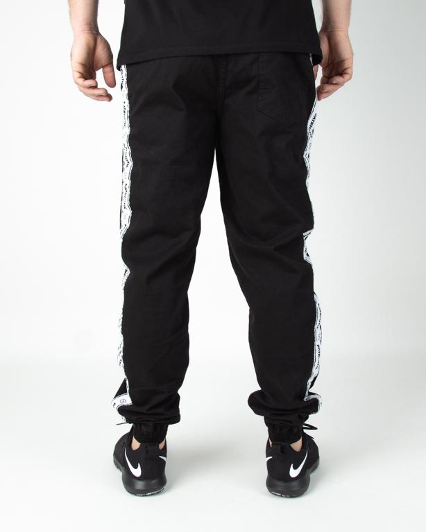 Spodnie Patriotic Joggery Chino Futura Pelt Tape Black