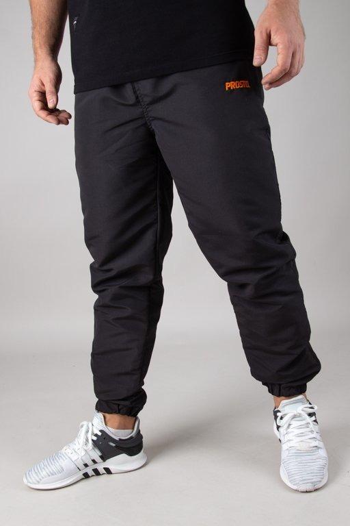 Spodnie Prosto Dresowe East Black