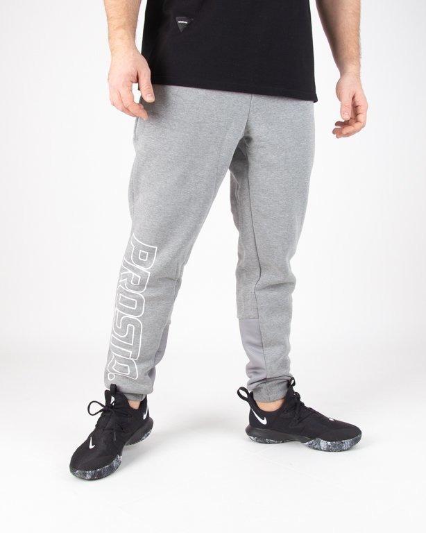 Spodnie Prosto Dresowe Enginge Grey