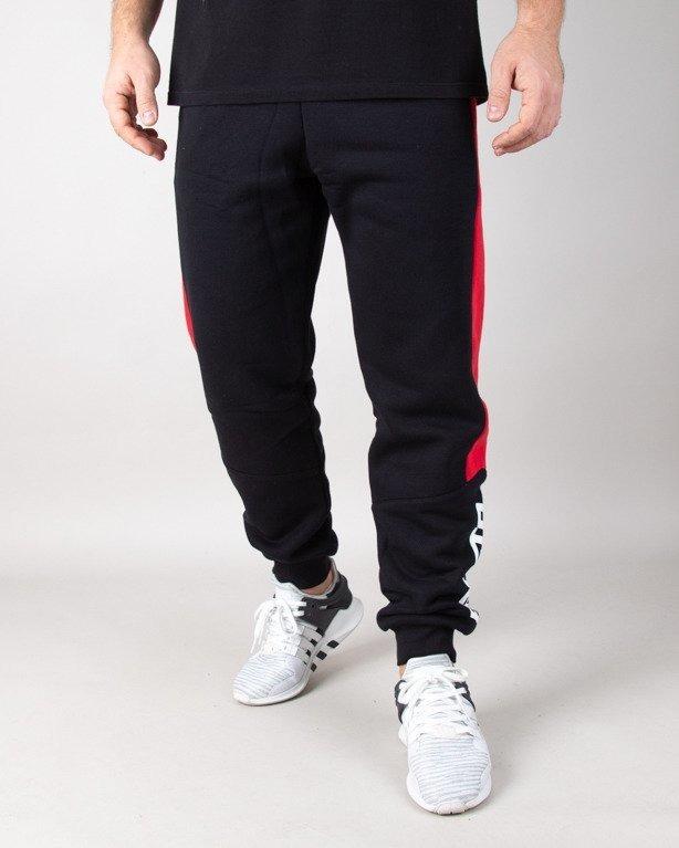 Spodnie Prosto Dresowe Gangway Black