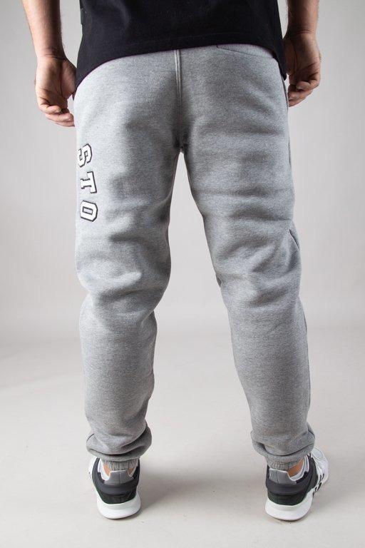 Spodnie Prosto Dresowe Play Grey