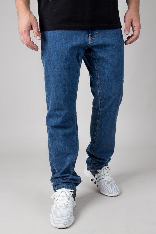 Spodnie SSG Jeansy Slim Classic Light