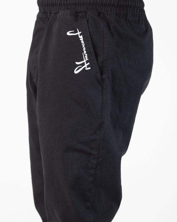 Spodnie Stoprocent Chino Jogger Classic19 Black