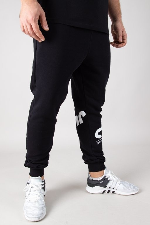 Spodnie Stoprocent Dresowe Jogger Uphill Black
