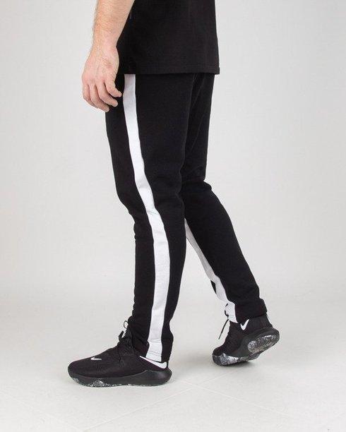 Spodnie Stoprocent Dresowe Pasen Black