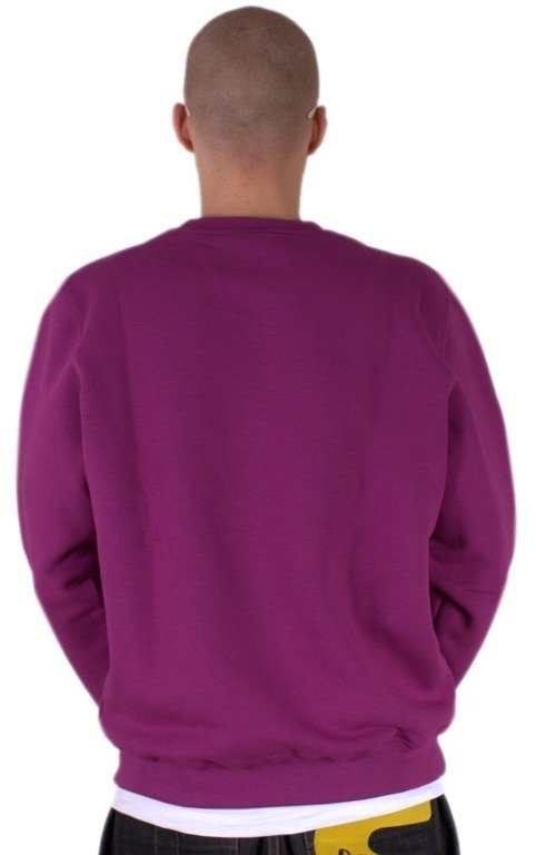THE ONE BLUZA BEZ KAPTURA CLASSIC VIOLET