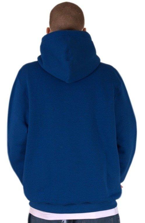 THE ONE BLUZA Z KAPTUREM CLASSIC BLUE