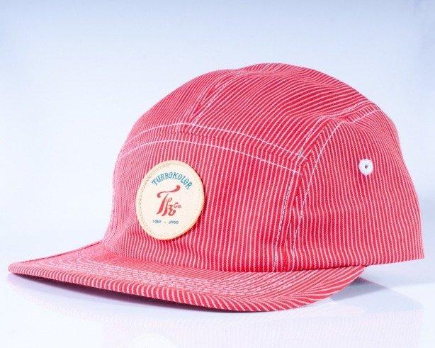 TURBOKOLR CZAPKA PAGAN CAP RED